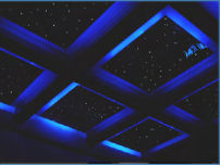 Ceiling-mounted Star Panel™.