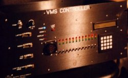VMS Controller Finished Production Unit