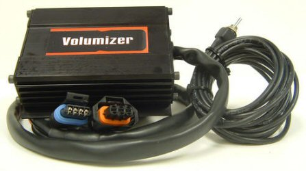 Volumizer Finished Production Unit.
